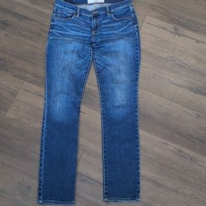 Abercrombie & Fitch Erin Skinny Jeans size 6 Long